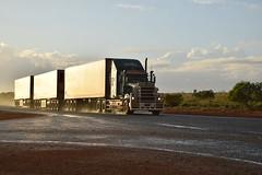 Road Train (Paulitobecker) Tags: truck road train roadtrain outback australia
