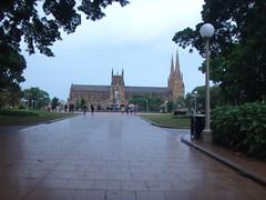 Catedral de Sta Maria. Sidney. Nueva Gales del Sur. Australia (escandio) Tags: australia varios sidney 2016 nuevagalesdelsur
