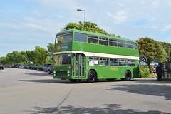 628 SDL638J (PD3.) Tags: uk england bus buses vintage bristol spectacular 628 vrt hampshire southern vectis portsmouth preserved common vr southsea ecw hants sdl sdl638j 638j