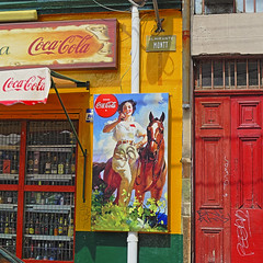 Drink Coca-Cola (TOSATTO) Tags: chile caballo valparaiso rojo drink cocacola cerroflorida