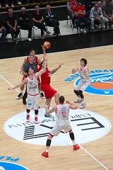 IMG_6112 (seba82) Tags: canon basket pallacanestro olimpiamilano grissinbon pallacanestroreggiana eos5dmkii seba82 sebastanosalati sebastianosalatigmailcom wwwsebastianosalatiit emporioarmanai