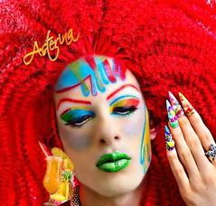 DSC_582522222222FINISHED (ryanjasterina) Tags: beautiful fashion amazing asterina モデル 化粧 メイクアップアーティスト ryanjasterina アステライナ