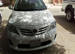 Toyota - Corolla - 2013  (saudi-top-cars) Tags: