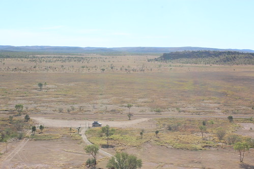 View from Riversleigh Jump-up
