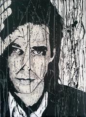 Nick Cave (The Art of YorkBerlin) Tags: york berlin art painting artwork contemporary canvas edward society nickcave modernekunst acryl malerei 2016 leinwand contemporay