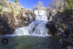 cascada el Calderon (Javier Colmenero) Tags: water waterfall agua nikon cascada extremadura sigma1020 valledeljerte piornal nikond3100