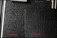 Kalloflex vs 4040 Leatherette (01) (Hans Kerensky) Tags: kowa kalloflex leatherette original versus akiasahi 4040