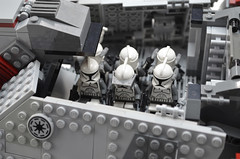 AT-TE19 (clebsmith) Tags: starwars lego walker