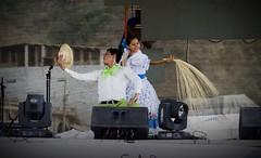 Caravana Cultural del GADM Chone se present en Puerto Lpez (GadChoneEC) Tags: ecuador canton cultural caravana presento manabi puertolopez gadmchone