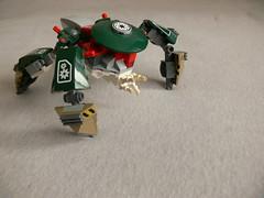 Walker_01 (Lego Brickhead) Tags: lego walker