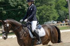Kristine and Roza (Tackshots) Tags: horse illinois riding barrington dressage eventing horsetrials frvpc