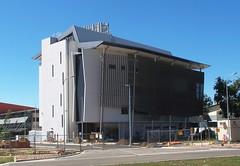 AITHM - 28th June 2016 (Oriolus84) Tags: architecture campus construction university australia queensland townsville jcu jamescookuniversity aithmbuilding australianinstituteoftropicalhealthandmedicine aithm