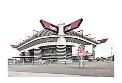 San Siro (Meazza) Stadium (ro_buk [I'm not there]) Tags: milano sansiro meazza newtopographics newphotographers