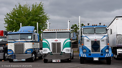 COE Lineup (Truck Exposure) Tags: coe cabover