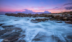 Sunrise at Cape Point, South Africa - Seascape Photography (Mujahid's Photography) Tags: longexposure seascape landscape southafrica capepoint capeofgoodhope westerncape sunrisephotography tipofafrica seascapephotography nikond800 mujahidurrehman mujahidsphotography wwwmujahidurrehmancom