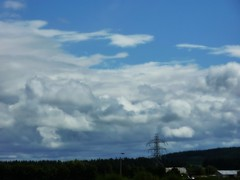 Pretty Clouds (Bebopgirl1969) Tags: sky cloud nairn invernessshire