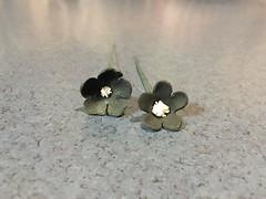 Sugar Flowers (Layla's Sugar Flowers) Tags: flowers cake sugar toppers