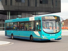 Arriva 2667 - CX58 EUJ (North West Transport Photos) Tags: bus liverpool wright pulsar pierhead arriva vdl 2667 wrightbus mannisland sb200 arrivamerseyside arrivanorthwest vdlbus vdlsb200 wrightpulsar cx58euj