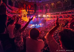 Gladys Knight at Royal Albert Hall (James Neeley) Tags: london royalalberthall gladysknight lowlightphotography jamesneeley