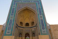 Po-i-Kalyan (Stefano Cislaghi) Tags: uzbekistan bukhara madrassah madrasah