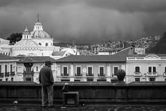 Winter is coming (leoleamunoz) Tags: cloud blancoynegro church monochrome quito ecuador arquitectura ciudad urbano
