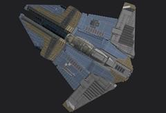 Bes'uliik (Cagerrin) Tags: starwars 3d lego system technic spaceship ldd starfighter basilisk legodigitaldesigner foitsop besuliik mandalmotors mandalorial