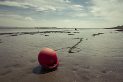 Buoy and Boat (Debbie_Yare) Tags: river boat estuary buoy morecambebay riverlune buoyant luneestuary