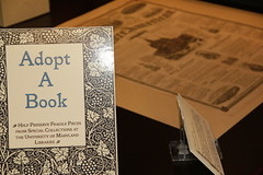 Adopt a Book (Digital Collections at the University of Maryland) Tags: umd williammorris hornbake umdlibraries umdwayzegoose