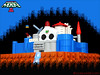 """Dr. Wily's Castle (Megaman 2) • <a style=""""font-size:0.8em;"""" href=""""http://www.flickr.com/photos/44124306864@N01/8732330284/"""" target=""""_blank"""">View on Flickr</a>"""