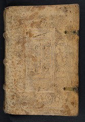 Binding of Thomas  Kempis: Imitatio Christi (University of Glasgow Library) Tags:  thomas christi binding select imitatio kempis