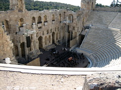 124 - Theatre of Herodes Atticus (Scott Shetrone) Tags: events places athens greece acropolis 5th anniversaries theatreofherodesatticus