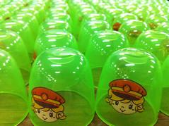 พิมพ์ฝาขวดนม | Pad Print Baby feed bottle's lid | infan-tec | Non toxic