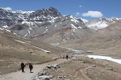 Kora around Mount Kailash (ronniedankelman) Tags: china mountain snow ice berg trekking walking asia sneeuw buddhism tibet kailash lopen kora azie ijs mountkailash boeddhisme storykailash