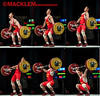 Tang CHN 69kg (Rob Macklem) Tags: olympic weightlifting tang chn 69kg
