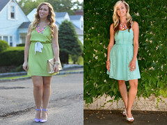 Living After Midnite: mark. Fashion Rocking Pastel Necklace Lucy Hale Ashley Greene (jackiegiardina) Tags: fashion living necklace lucy outfit jackie shoes mark pastel ashley statement after rocking greene printed avon hale midnite giardina meetmark markgirl shoedazzle livingaftermidnite jackiegiardina