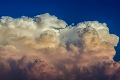 Clouds (eit1mx) Tags: color mxico clouds canon 50mm day cloudy yucatn nubes mrida t2i