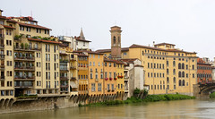 Florence - Firenze The river bankment of Arno River (Rosie Girl1) Tags: city italy building heritage buildings river florence italia cityscape may oldbuildings it historic tuscany firenze citta riverarno arnoriver colourfulbuildings 2013 a580 rosiegirl rosiegirl1