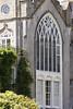 Gothic window   Sheffield Park - 33 (Paul Dykes) Tags: uk england sussex eastsussex 18thcentury filmlocation capabilitybrown sheffieldpark movielocation sheffieldparkgarden landscapegarden deborahkerr eighteenthcentury theinnocents