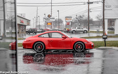 Rainy Day GTS (harpercars) Tags: knoxville tennessee 911 porsche boxster harper 944 carrera gts 996 991 gt3 993 997 carreragts harperporsche harperporschecom
