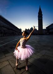 Ballerina Sunrise