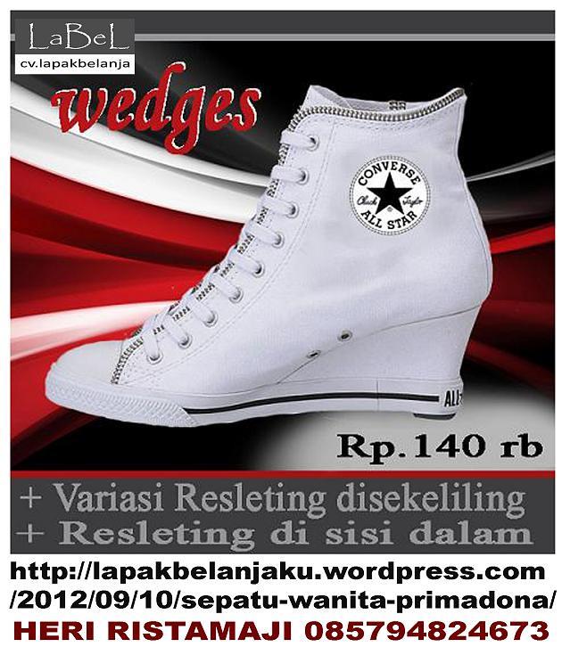 d4417861e8c6 140 rb -wedges Domba putih FZ (hristamaji) Tags  ariel fashion st boot