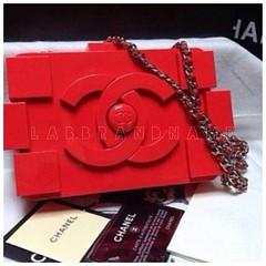 กระเป๋า Chanel เลโก้ ฐาน 7 สูง 4.5 กว้าง 2นิ้ว สอบถามราคาได้ตลอดเวลาค่ะ Line : labbrandname , fanpage : labbags  #labbrandname #sdu #utcc #thaigirl #cute #girl #igtop_thai #igers #ig_thai #igshop #follow #ig_review