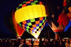 among them (Lenny Lloyd da Silva) Tags: nightphotography night lights nikon balloon nightscene balloonfestival lightplay santapaula d3100 nikond3100