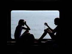 Photothèque - 02085 (bernard marenger photo imagination) Tags: ferry matane baie traversier comeau 2013