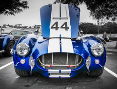 Shelby Cobra Blue (Winning Agent) Tags: auto ford car automobile cobra mechanical automotive racing american shelby rare carshow shelbycobra racingstrips