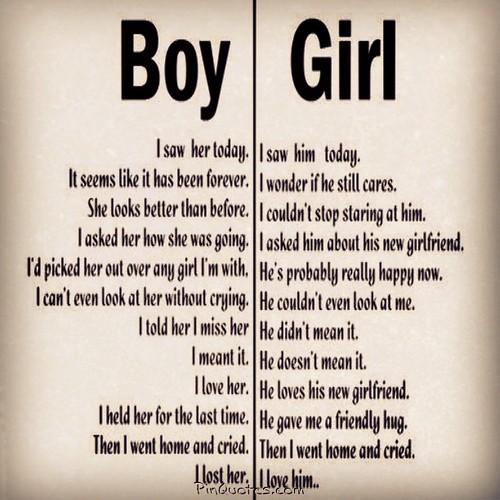 Pinquotes Think Love Crush Breakheart Boyfriend Girlfriend