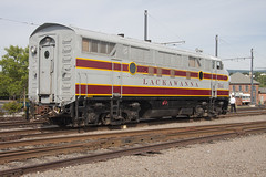 Scranton PA Sat 17 Jul 2013  (102) Steamtown (smata2) Tags: railroad train diesel pennsylvania rail scranton steamtown emd railroadhistory funit eunit dieselelectriclocomotive