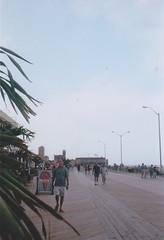 (juliakatephoto) Tags: ocean family summer film beach photography newjersey memories asburypark 400 jerseyshore olympustrip35