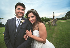 David & Diana (Jamie M. / jcm-photo.com) Tags: wedding portrait love groom bride nikon flash marriage ocf softbox lastolite strobist lumopro daviddiana
