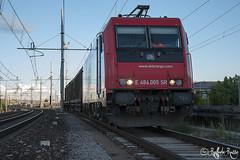Desio ai minimi termini (Raffaele Russo (LeleD445)) Tags: railroad train swiss rail db cargo 005 re sr trainspotting bombardier traxx schenker chiasso mdb arienti railfans desio e484